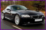 BMW Z4M Powerflex Suspension Bushes Australia
