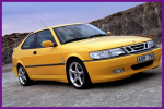 Saab 9-3 Powerflex Suspension Bushes Australia