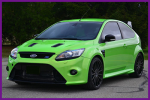 Ford Focus MK2 RS Powerflex Suspension Bushes Australia