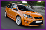 Ford Focus MK2 ST Powerflex Suspension Bushes Australia
