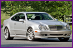 Mercedes-Benz CLK W209 Powerflex Suspension Bushes Australia