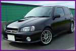 Toyota Starlet EP82 EP91 Powerflex Suspension Bushes Australia