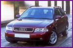 Audi A4 Avant Quattro Powerflex Suspension Bushes Australia