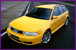 Audi RS4 Powerflex Suspension Bushes Australia