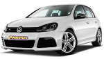 VW Golf Powerflex Suspension Bushes Australia